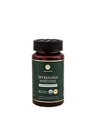 Spirulina Wellness 90 tabletas