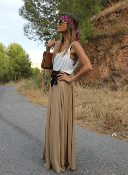 ​Pretty Long Skirts