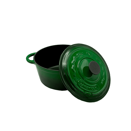 Olla Verde Circular