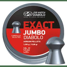 POSTON JSB JUMBO 15.89GR 500 UND