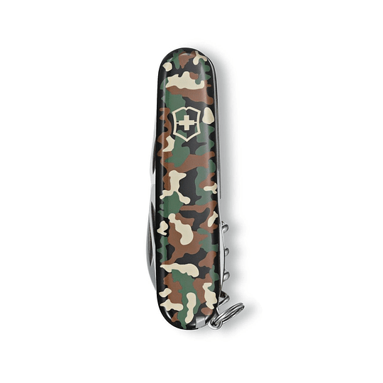 Navaja de bolsillo 12 funciones (Spartan Camouflage)
