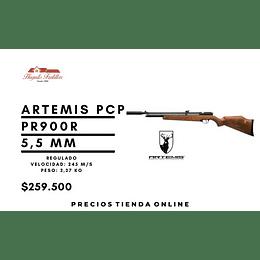 RIFLE ARTEMIS PCP PR900R (REGULADO) 5,5 MM