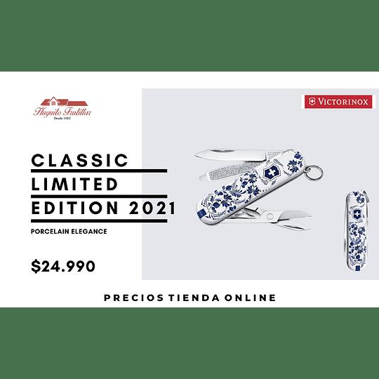 Navaja Classic Limited Edition 2021 - PORCELAIN ELEGANCE
