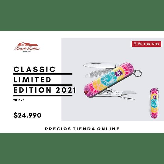 Navaja Classic Limited Edition 2021 -TIE DYE