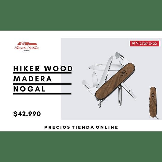 Hiker Wood - MARRON
