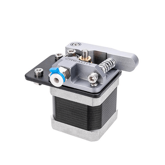 Kit extrusor aluminio MK8 + Tubo Capricorn