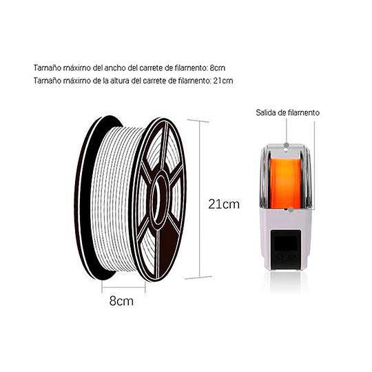 FilaDryer S1 Sunlu - Secador filamento 3D
