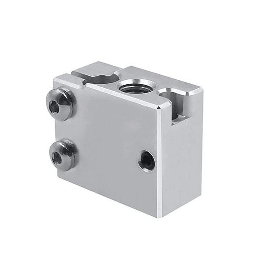 Bloque Calefactor Aluminio Artillery X1/Genius
