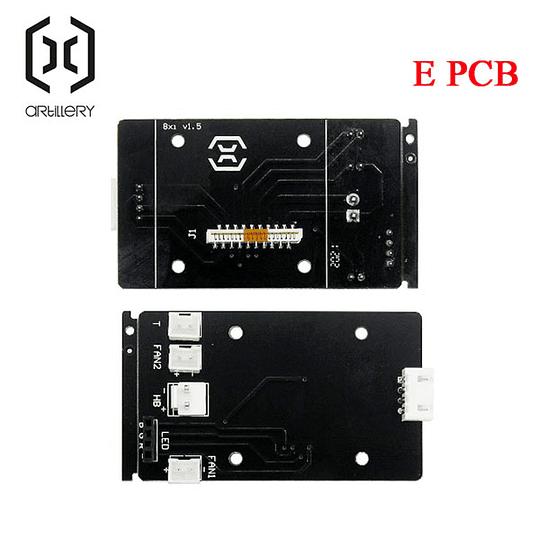 PLACA PCB DEL EXTRUSOR ARTILLERY X1 V1.5