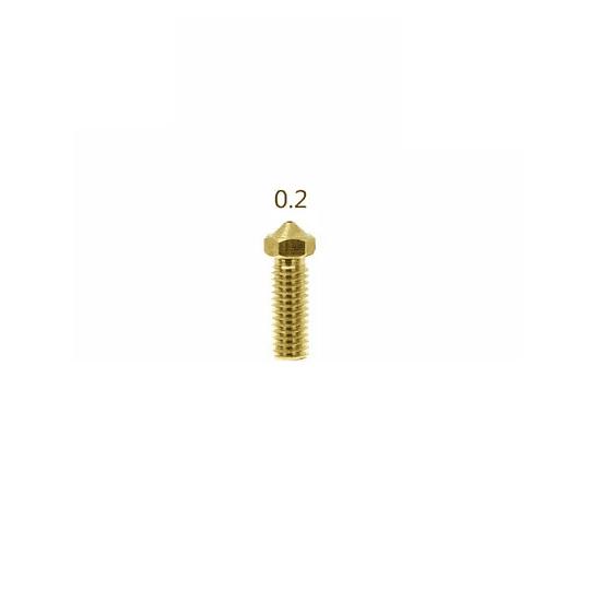 Boquilla o Nozzle de 0.2/0.4/0.6/0.8 mm Artillery