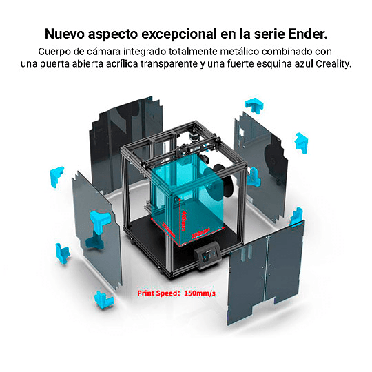 Impresora 3D Creality Ender 6