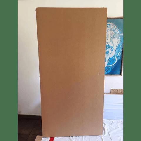 Cartón Panal 50mm 140 x 70 cms