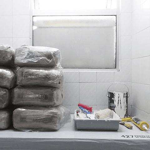 Cubierta Protectora para Tinas Pro - Reutilizable.
