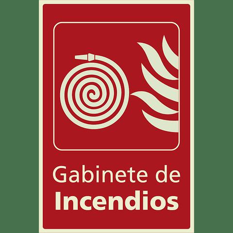 Señales de Incendio - Gabinete de Incendios