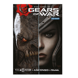 Cómic Gears Of War: El Ascenso De Raam VOL 2