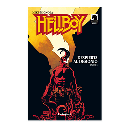Cómic Hellboy Despierta Al Demonio Parte 3 - Unlimited Editorial