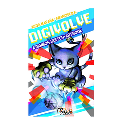 DIGIVOLVE - Sketchbook