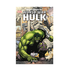 Cómic World War Hulk Parte 5 - Unlimited Editorial
