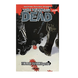 Cómic The Walking Dead - Teme A Los Cazadores Parte 1 - Unlimited Editorial