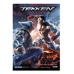 Cómic Tekken VOL 2