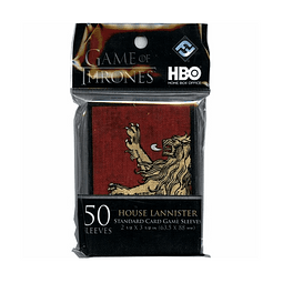 Protector Fantasy Flight STANDARD Game Of Thrones - House Lannister