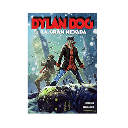 Cómic Dilan Dog - La Gran Nevada - Acción Cómics
