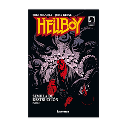 Cómic Hellboy - Semilla De Destrucción Parte 2 - Unlimited Editorial