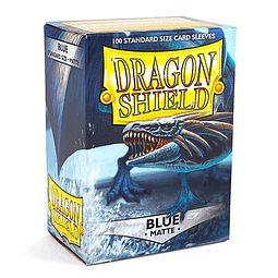 Dragon Shield STANDARD Matte Blue