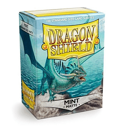 Dragon Shield STANDARD Matte Mint