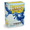 Dragon Shield STANDARD Matte Clear Blue