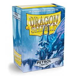 Dragon Shield STANDARD Matte Petrol
