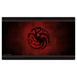 A Game Of Thrones 2nd Edition: House Targaryen Playmat
