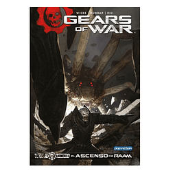 Cómic Gears Of War: El Ascenso De Raam VOL 4