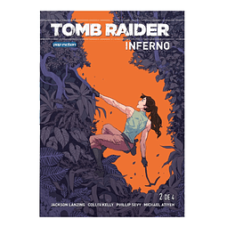 Cómic Tomb Raider VOL 2