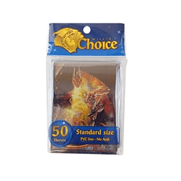Protector Wizard's Choice STANDARD Dragon Of The Lava Mountains
