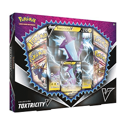 Toxtricity V Box Pokemon Español