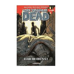 Cómic The Walking Dead - Dejando algo atrás Parte 2 - Unlimited Editorial