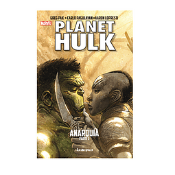 Cómic Planet Hulk - Anarquía Parte 2 - Unlimited Editorial