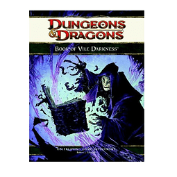 Dungeons & Dragons 4th Edition: Book Of Vile Darkness