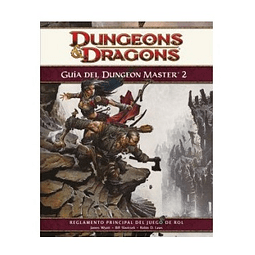 Dungeons & Dragons 4th: La Guía Del Dungeon Master 2