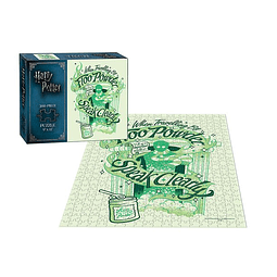 Floo Powder Harry Potter 200 Piezas Puzzles - Rompecabezas