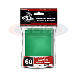 Protector MONSTER SUPER MATTE - SMALL Color Verde
