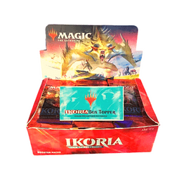 Ikoria: Mundo De Behemots Caja 36 Sobres - Magic The Gathering