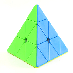 Cubo Pyraminx Qiming Stickerless