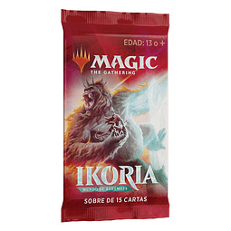 Ikoria SOBRE ESPAÑOL - Magic The Gathering