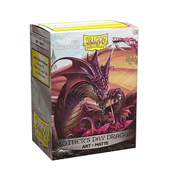 Protector Dragon Shield STANDARD: Art Matte - Mother's Day Dragon