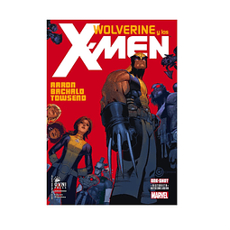 Cómic Wolverine y los X -Men  - Ovni Press Editorial