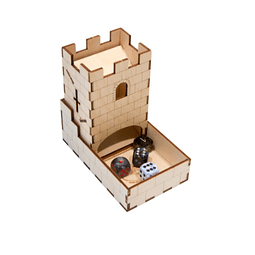 Torre de Dados The Broken Token Mini Dice Tower Kit