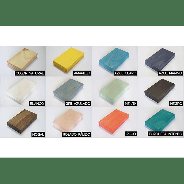 Estante Barra XL / Colores a Elección