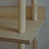 Repisa Barra Simple / Colores a Elección